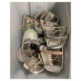 Bin Of Elwood Safety Tip Shoes (4 Pairs)