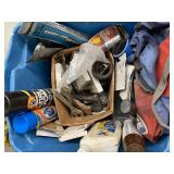 Bin Of Tools And Miscellaneous