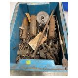 Big Drill Bit Bin Box