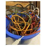 Bin Of Used Cords