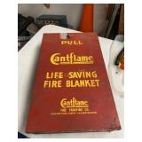 Fire Saving Blanket