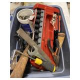 Bin Of Miscellaneous Tools