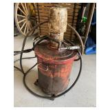 Vintage Auto Grease Pump