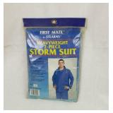 New Heavyweight 2-Piece Storm Suit