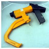 Bostitch M I I I  Pneumatic Nail Side Stapler Gun