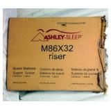 New Ashley Sleep M 86 X 32 Mattress Bed Riser