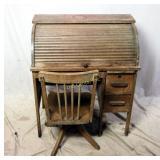 Vintage Wood Child