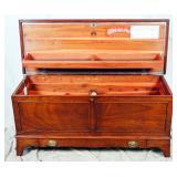 Premium Lane Cherry Wood Vintage Cedar Chest