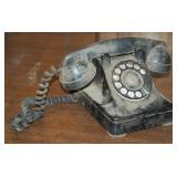Antique Western Electric Bakelite Dial Rotary Tele