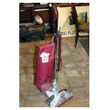 Vintage Royale Upright Commercial Vacuum Sweeper