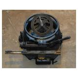 Antique Ideal Stencil Cutting Machine Bellevue Ill