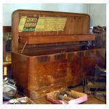 "Vintage Caswell Runyan 48"" Cedar Chest"