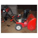 M T D Yard Machine Model 5/22 2 Stage Snow Blower