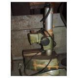 Vintage Taft Pierce Centering Electric Punch