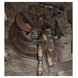 Vintage Assorted Calipers & Measuring Tools