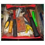 Vintage Boston Chain Break & Hammers Tool Lot