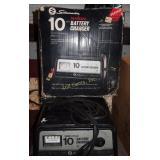 Schumacher 10 Amp Battery Charger