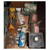 Parker Fluid Power Valves Gauges & Filters Lot