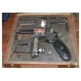 Rare Starrett Mod 175 Pressure Caliper