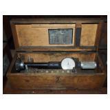 Vintage Standard Dial Bore Gage No 5 Tool