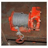 Heavy Duty Pulley Driven Wire Cable Wench