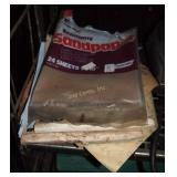 Sanding Assorted Grits Sheets & Discs Lot
