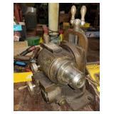 Heavy Duty Cast Iron Adjustable Horizontal Turret