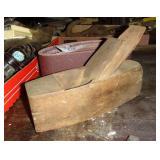 """Antique 19Th Century 8"""" Hardwood Carpenter"""