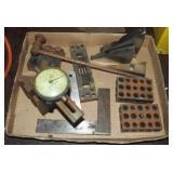 """Federal C 21 .0001"""" Pressure Gauge & Misc Blocks"""