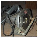 "Vintage Shop Craft Model 9157 7"" Circular Saw"