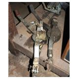 2Used Hand Ratchet Winch Cable Come Along