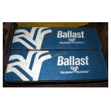 2 Valmont Electric 8 G1024 W 120 V Ballast New