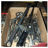 Premium Large Combination Wrenches W Torque Wrench