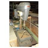 Dunlap Table Top Drill Press W Dayton Motor