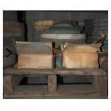 Assorted Vintage Sizes Commercial Grinding Wheels