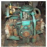 Vintage Onan Model Ctkams/3004J  Boat Engine