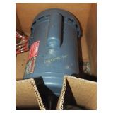 New Calco 1 H P 3600 Electric Motor