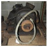 2 Large Heavy Duty Induction Electric Motors