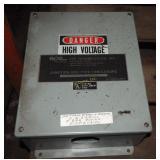 Deep High Voltage Junction Box Type I Enclosure