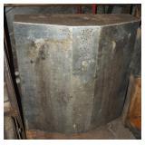 "Stainless Steel 24"" X 36"" V Hull Boat Tank"
