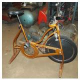 Vintage Schwinn Platform Exercycle Bicycle