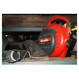 Homelite Gas 175 Mph Lawn Blower Ii