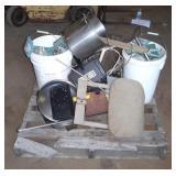 Scrap Material Full Pallet Lot