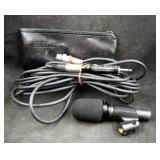 Shure Microphone W A2ws Wind Shield & Cable