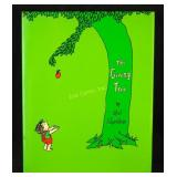 The Giving Tree - Shel Silversein Book 1st Edition