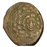 105-85 BC Pontos Amisos Bronze Coin