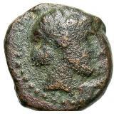 222-187 BC Seleukid Syria Antiochos III Bronze