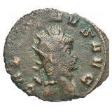253-268 Roman Empire Gallienus Antoninianus Bronze