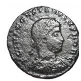 316-337 Roman Empire Constantine II Follis Bronze