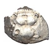 390-370 BC Lycia Mithrapata 1/16 Stater Silver